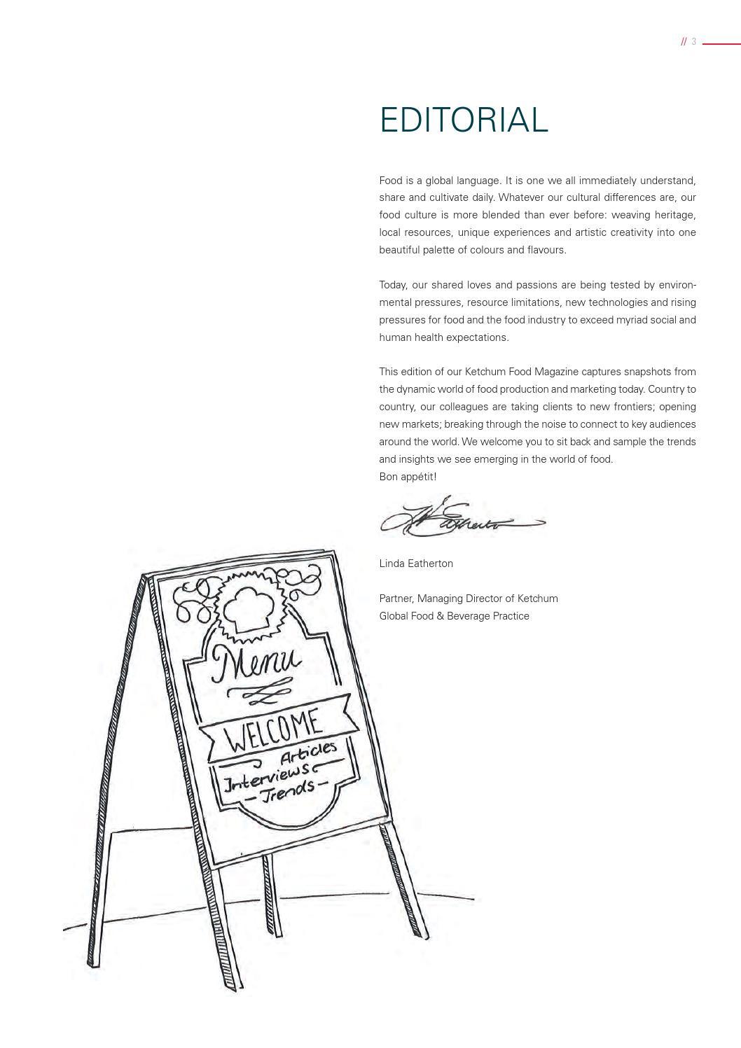 Ketchum Pleon Inspired Foodmagazin No  2 by Ketchum Pleon - issuu