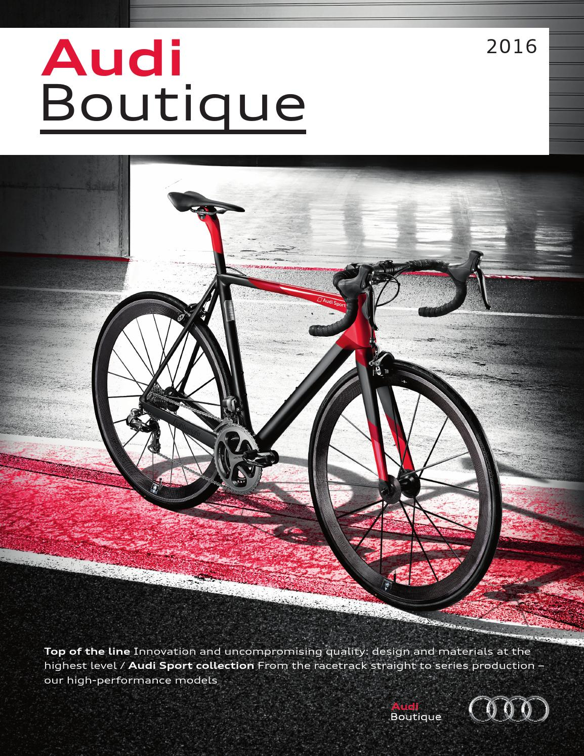 Audi Boutique Canada English By Staples Promotional Products - Audi collection