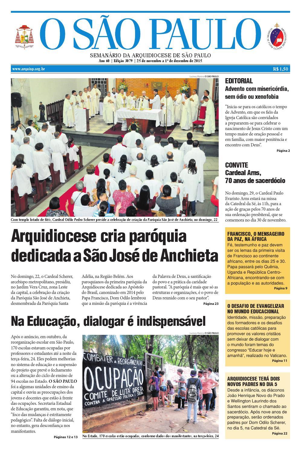 e6a5ab13b O SÃO PAULO - 3079 by jornal O SAO PAULO - issuu
