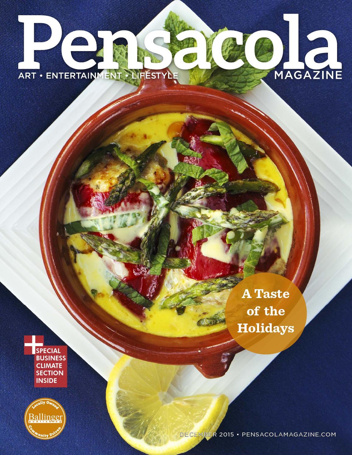 pensacola magazine december 2015ballinger publishing - issuu