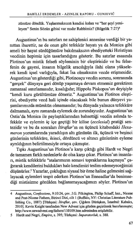 Augustinus Itiraflar Download