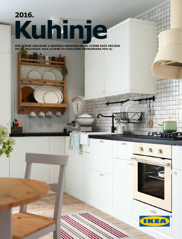 katalog akcija ikea kuhinje do 16 08 2016 by issuu. Black Bedroom Furniture Sets. Home Design Ideas