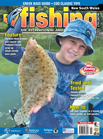 8e192bbf19bac New South Wales Fishing Monthly - November 2015 by Fishing Monthly ...