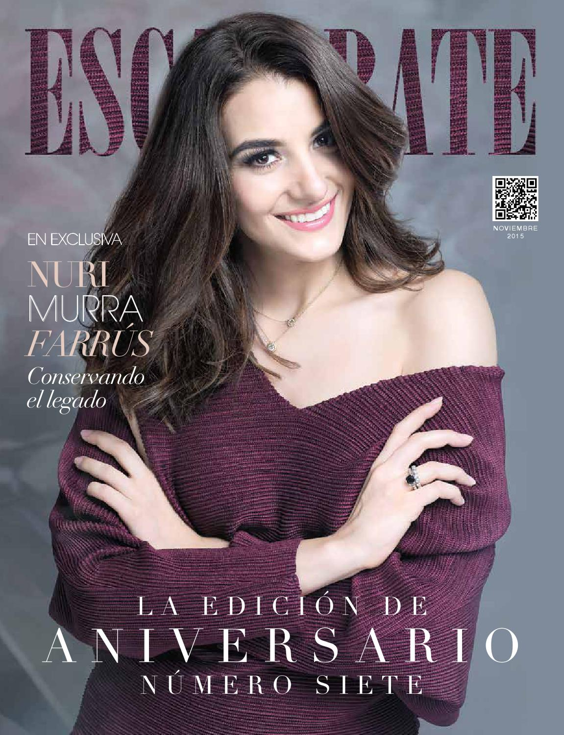 Escaparate Noviembre 2015 by Escaparate - issuu