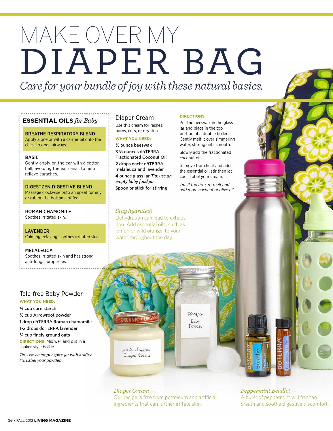 Doterra Living Mag 2012 By Dorothy Issuu