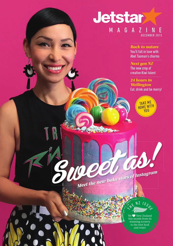 Jetstar Magazine Dec By Jetmax Media Issuu