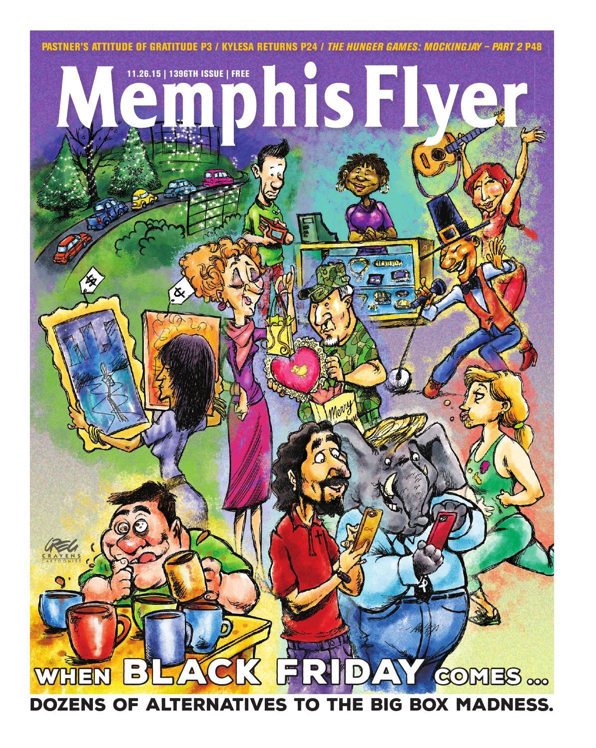 Cobb County School Calendar 2020 19.Memphis Flyer 11 26 15 By Contemporary Media Issuu