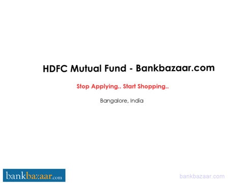 hdfc bank conclusion