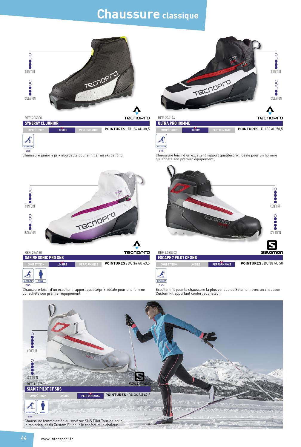 Issuu For Intersport 20152016 Neige France Awq5xwx0 Catalogue By zCwpdwq