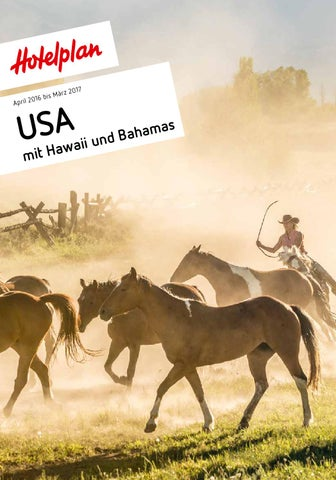 Hotelplan USA - April 2016 bis März 2017 by Hotelplan Suisse (MTCH ...