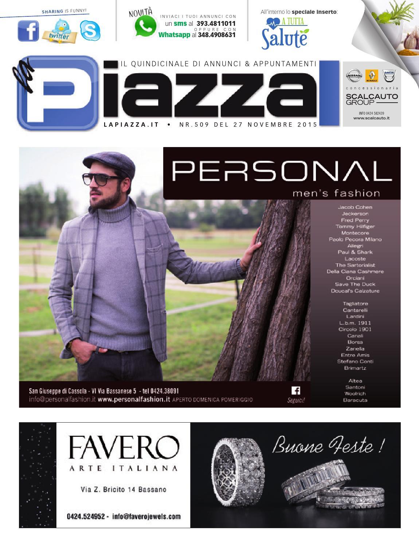 new style c5d8b 43e29 lapiazza509 by la Piazza di Cavazzin Daniele - issuu