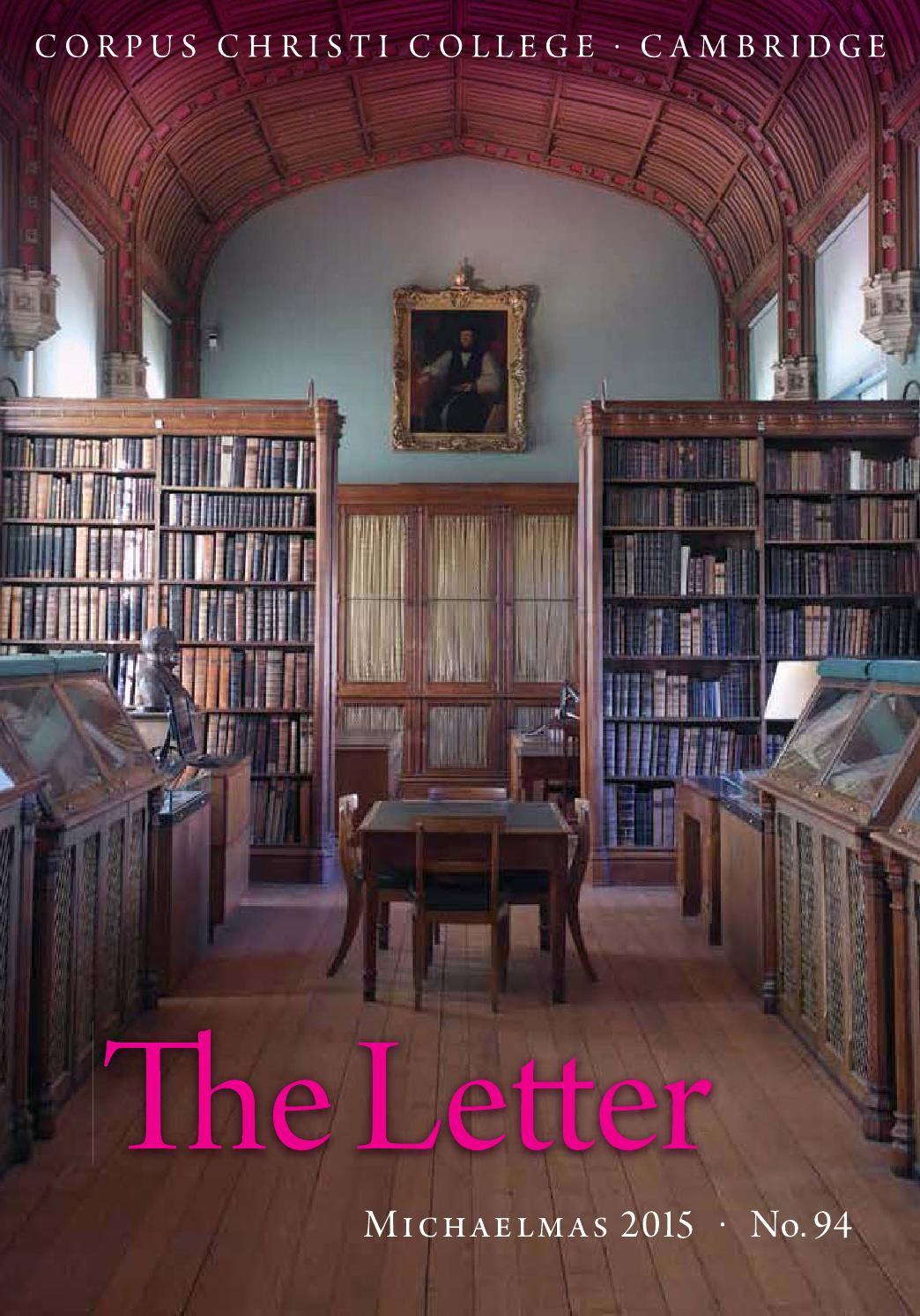 Corpus Letter 94 2015 By Webeditor Corpus Issuu