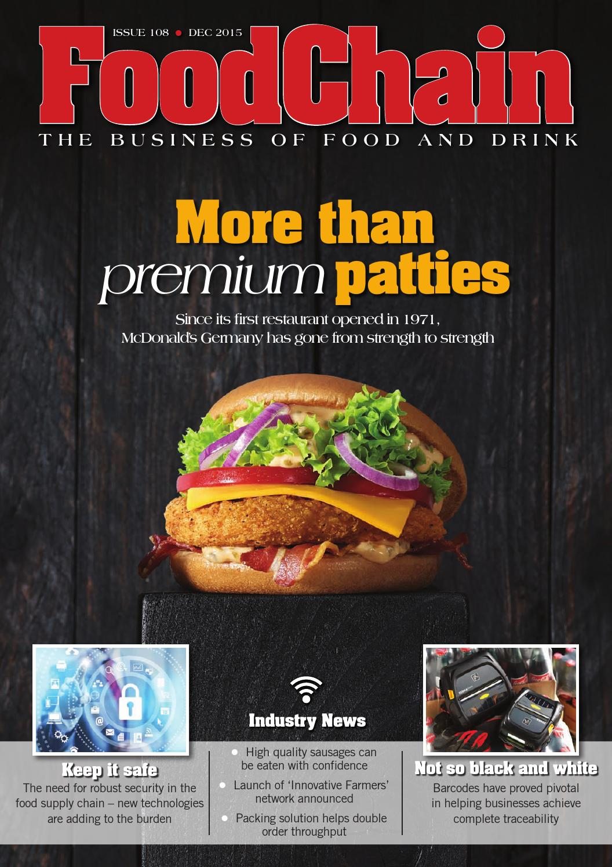 Foodchain Issue 108 December 2015 By Schofield Publishing Ltd Issuu Tester Nastar