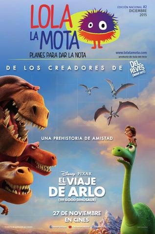 5c6430e1d57 Revista diciembre Lola La Mota by Neon Multimedia - issuu