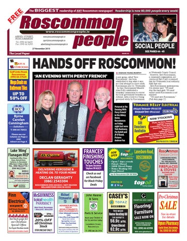 2015 11 27 By Roscommon People Issuu