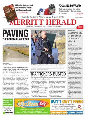 merritt herald november 26 2015 by black press issuu
