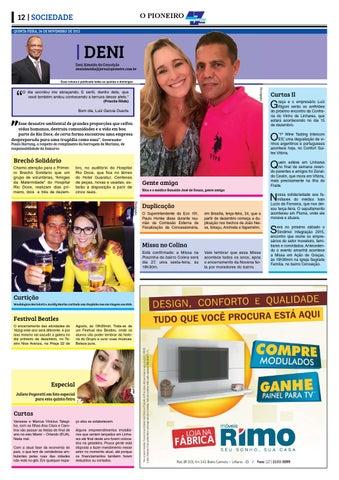 76a3d03646e O PIONEIRO 26 DE NOVEMBRO DE 2015 by Jornal O PIONEIRO - issuu