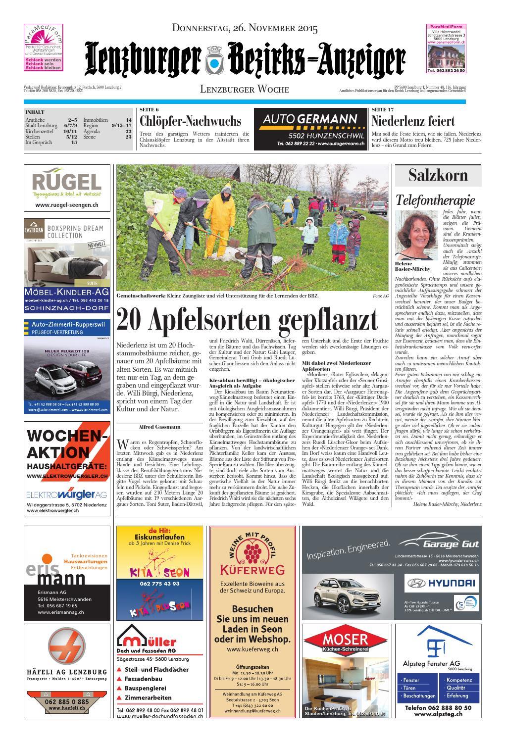 20151126 woz lbaanz by AZ-Anzeiger - issuu