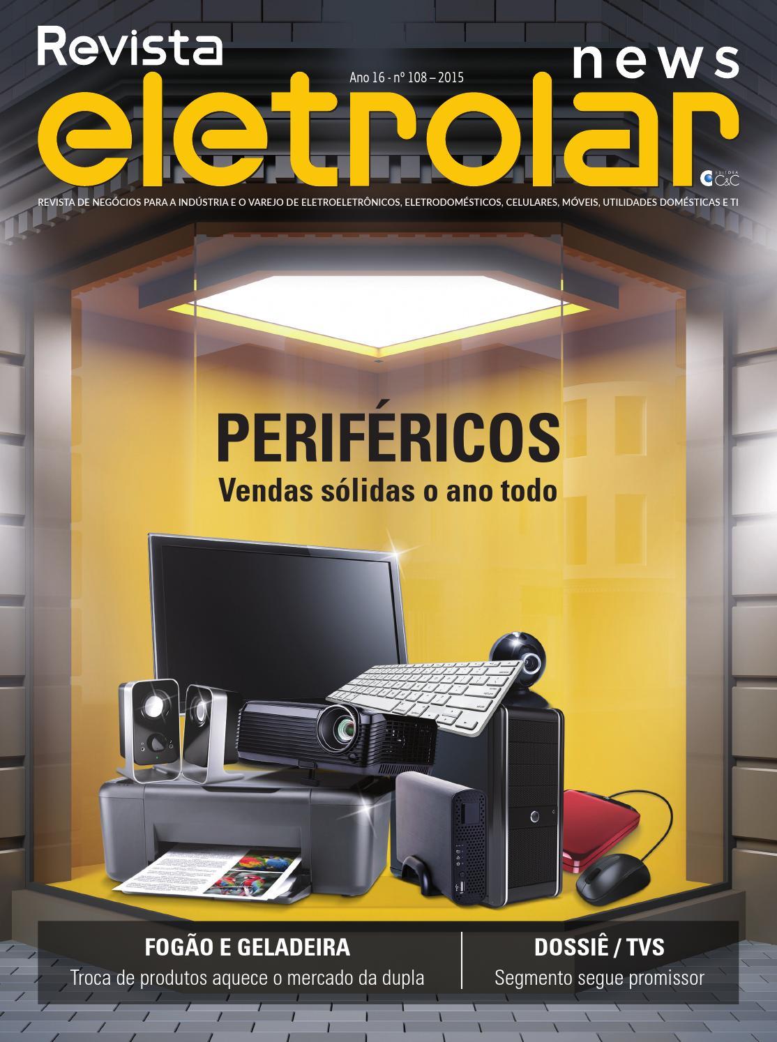 Revista Eletrolar News Ed 106 By Grupo Eletrolar Issuu ~ Balcão De Cozinha Colormaq Acoifa Pequena Para Cozinha