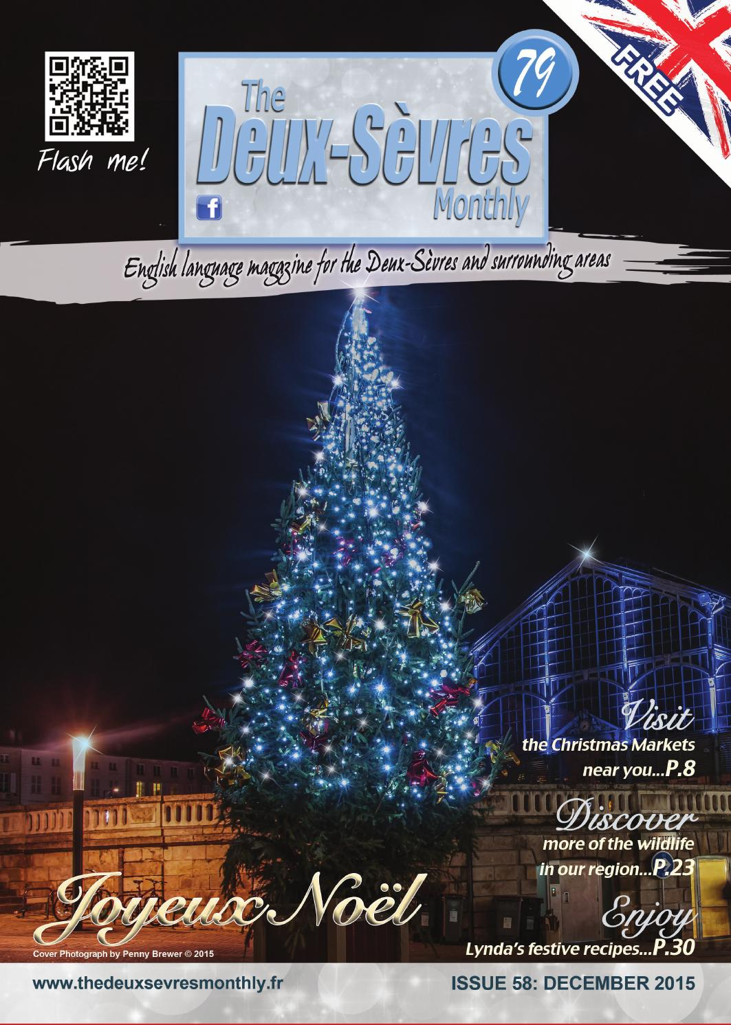 The Deux S Vres Monthly Magazine December 2015 By The Deux S Vres