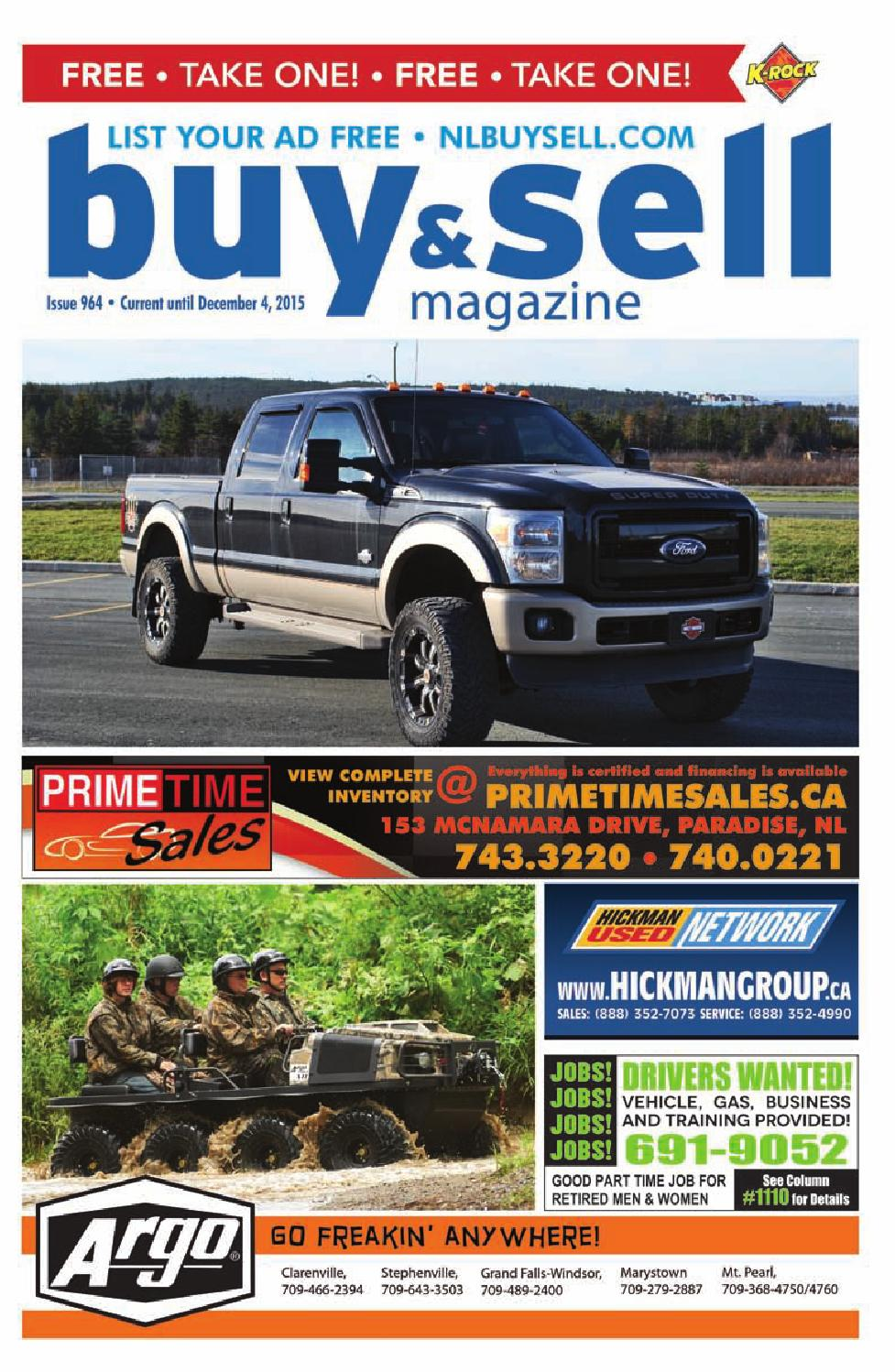 The Buy & Sell Magazine Issue 964 by NL Buy Sell - issuu