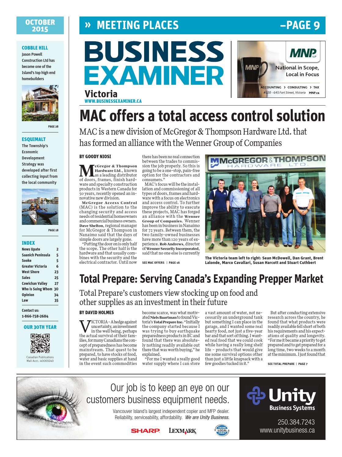 Business examiner victoria october 2015 by business examiner media business examiner victoria october 2015 by business examiner media group issuu nvjuhfo Images