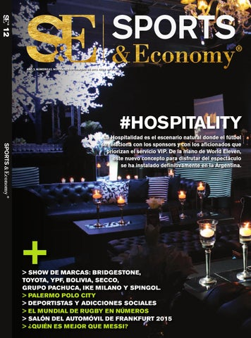 separation shoes e1645 6aaf5 Sports   economy n°12 by Daniel - UP! Marketing Turistico - issuu