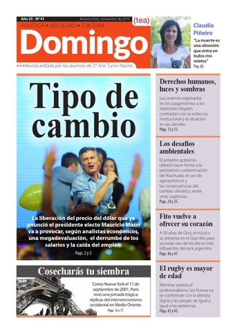 4158316edb614 Domingo 41 - TEA by Tea y Deportea - issuu