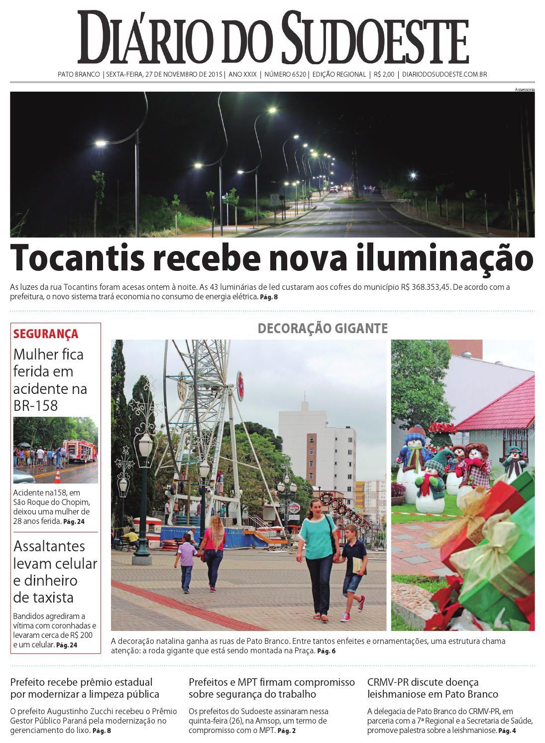 816c818f84dca Diário do sudoeste 27 de novembro de 2015 ed 6520 by Diário do Sudoeste -  issuu