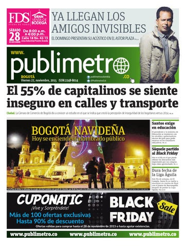 20151127 co bogota by Metro Colombia - issuu fb775d6bbb111
