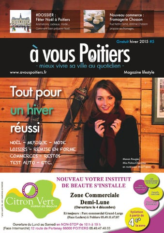 A Vous Poitiers 5 By
