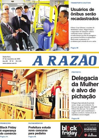 215c5a862d Jornal A Razão 27 11 2015 by Jornal A Razão - issuu