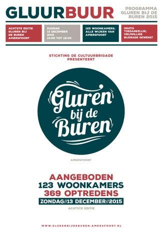 Gluurbuur Amersfoort 2015 by Gluren bij de Buren Amersfoort