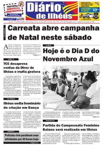 414e816597baa Diario de ilhéus edição 27
