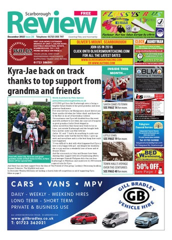 05dec38c7c84 Scarborough Review Issue 28 by Your Local Link Ltd - issuu