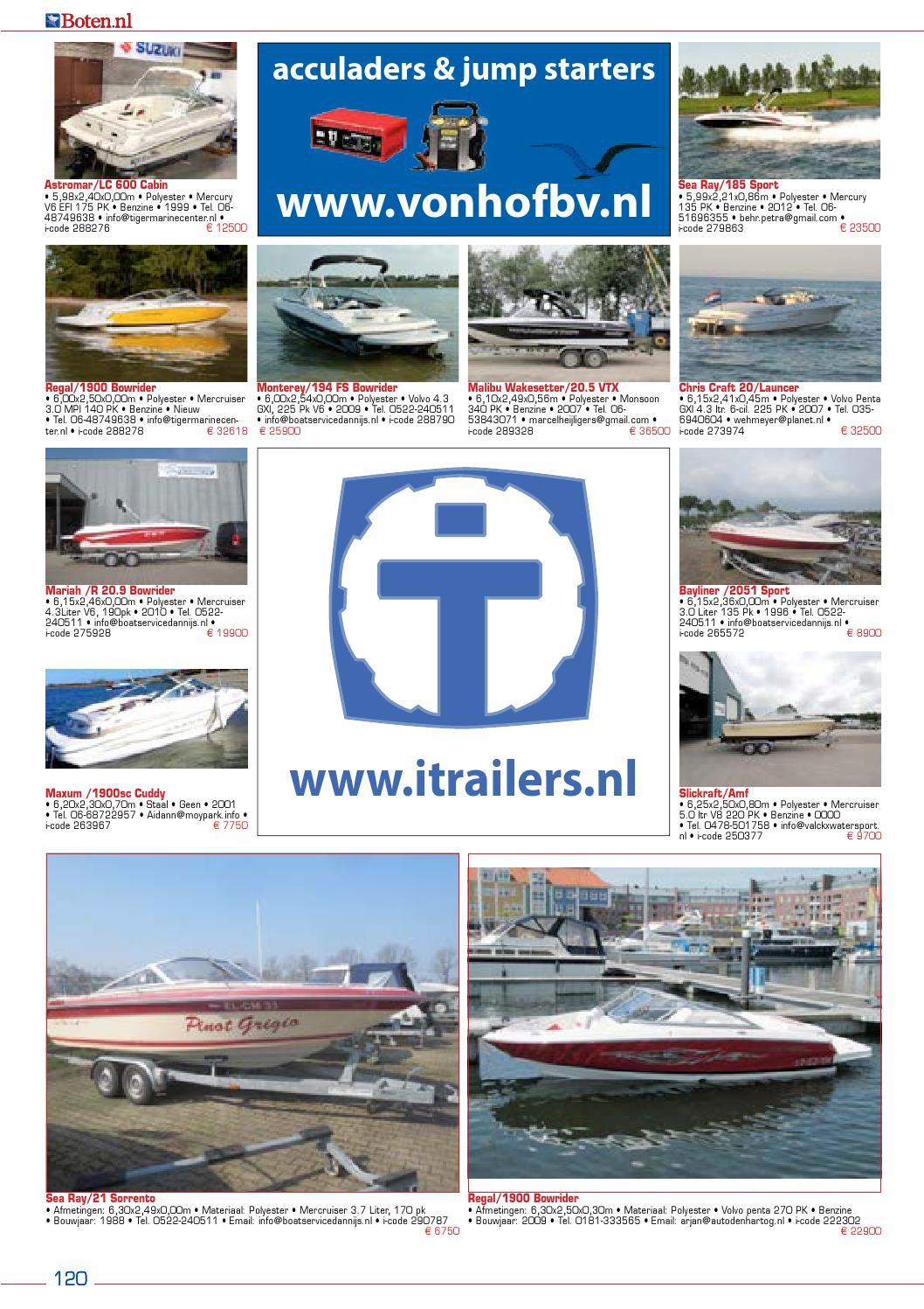Boten nl editie 1 - 2015