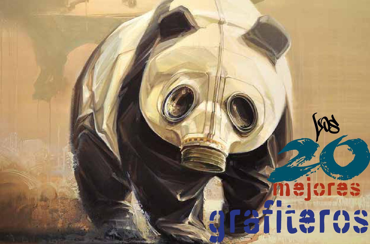 Libro 20 mejores grafiteros angie franco by enfasis  issuu