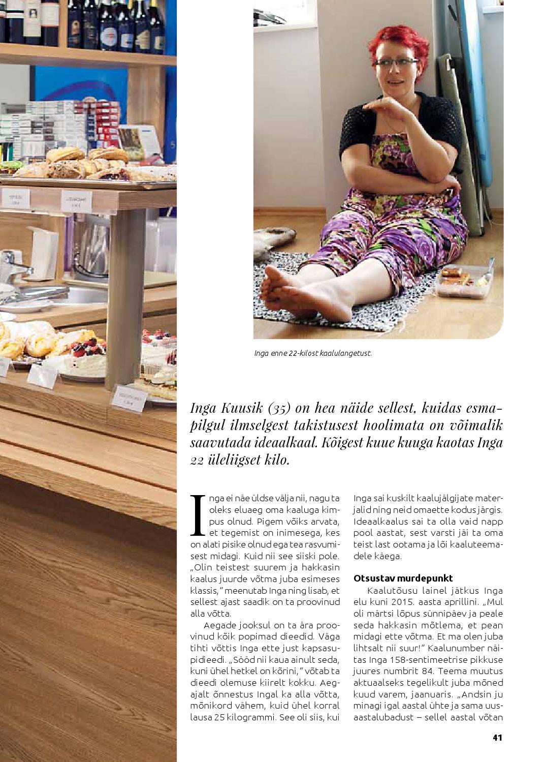 702cabf3ff9 BENU Apteegi kliendiajakiri, Ilu ja tervis, talv 2015 by Meediapilt OÜ -  issuu