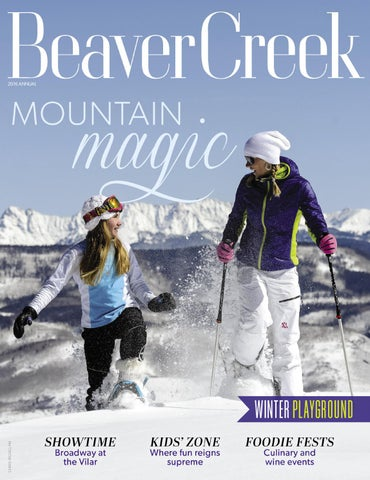 Beaver Creek Magazine // 2016 by Carly Arnold - issuu