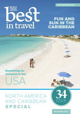 c2fdb99391507c Best In Travel Magazine Issue 34    November 2015 by Best in Travel ...