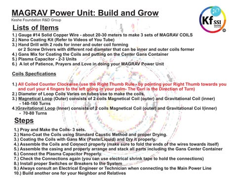 Power unit magrav Welcome to