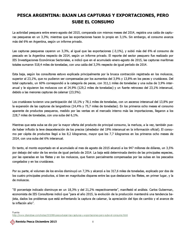 280a3e40d00f7 Revista Pesca Diciembre 2015 by Marcos Kisner - issuu