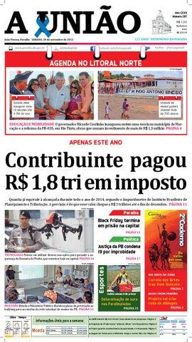 Jornal A União - 28 11 2015 by Jornal A União - issuu 45f8947325