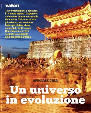 027351d4ad Un universo in evoluzione by Mensile Valori - issuu