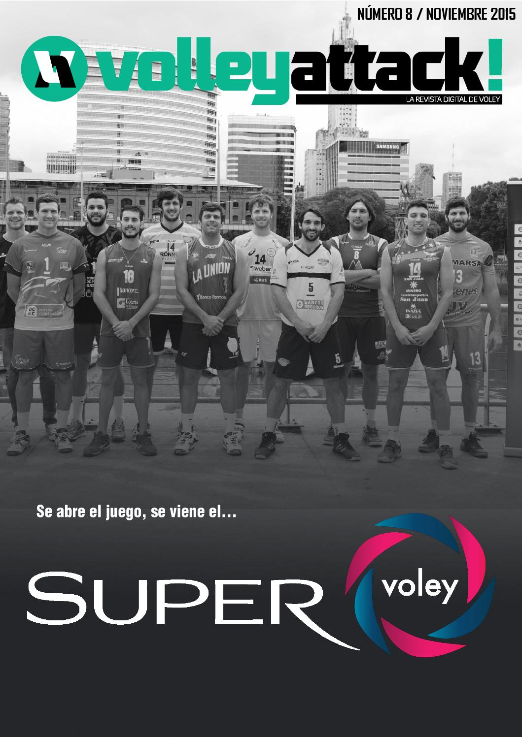 Volley Attack! 08 by Volley Attack! - issuu