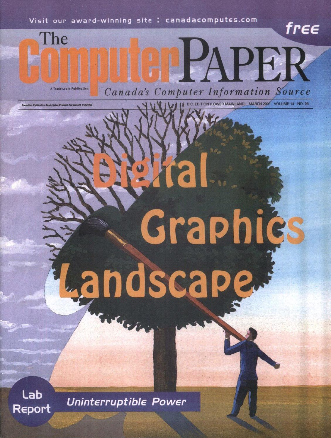 1999 03 the computer paper bc edition by the computer paper issuu - Hai Krperkissen Das Dich Isst