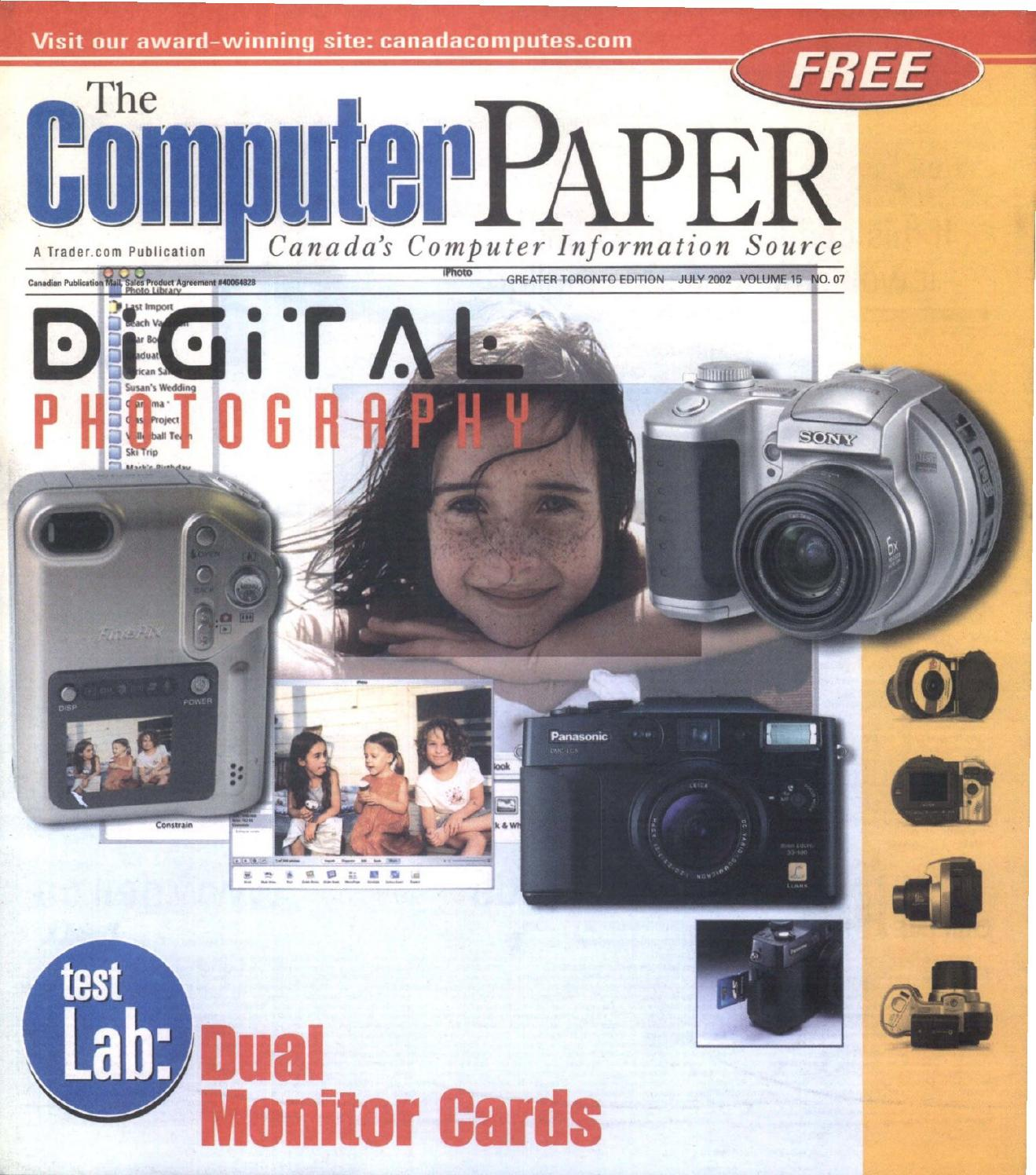 2002 07 The Computer Paper - Ontario Edition by The Computer Paper - issuu