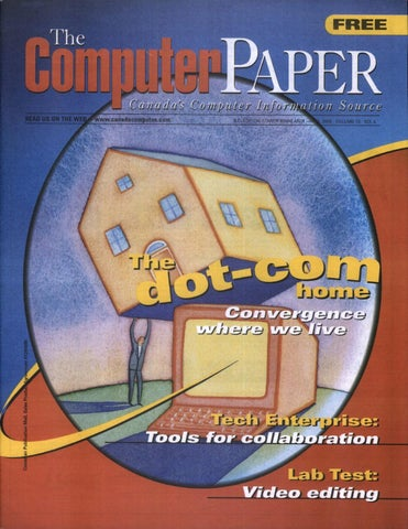 2000 04 The Computer Paper - BC Edition by The Computer Paper - issuu