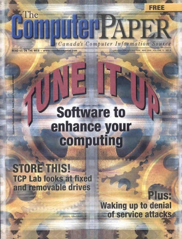 2000 05 The Computer Paper - Ontario Edition by The Computer Paper