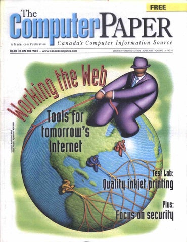 2000 06 The Computer Paper - Ontario Edition by The Computer Paper ... c5cc912ef6966